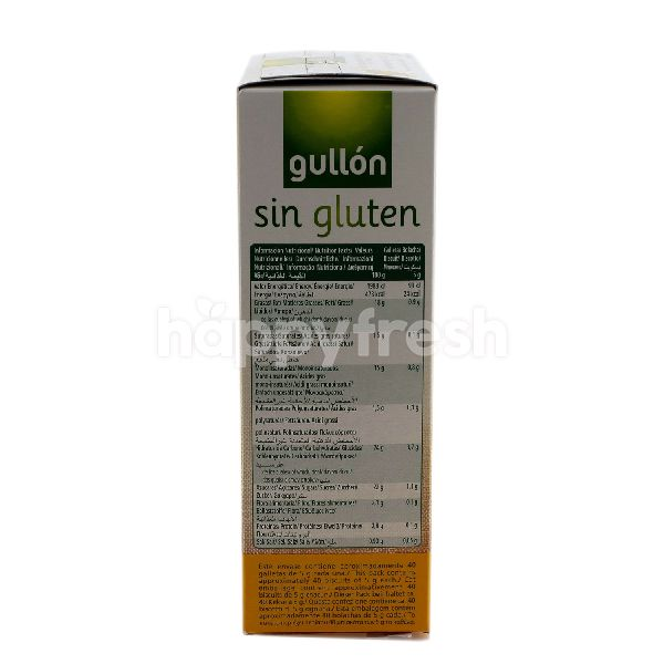 Product: GULLON Gluten Free Cookies - Image 2