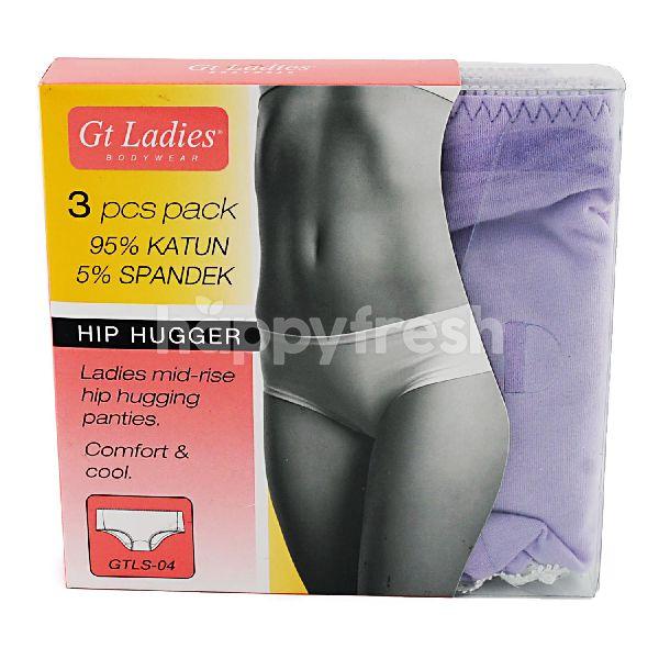 Product: GT Ladies Underpants Model GTLS-04 Size XL - Image 1