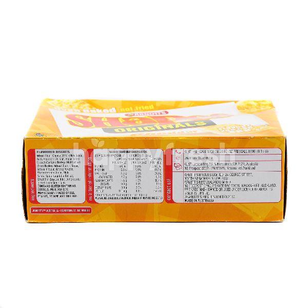 Product: Arnott's Shapes Original Cheddar Cracker - Image 2
