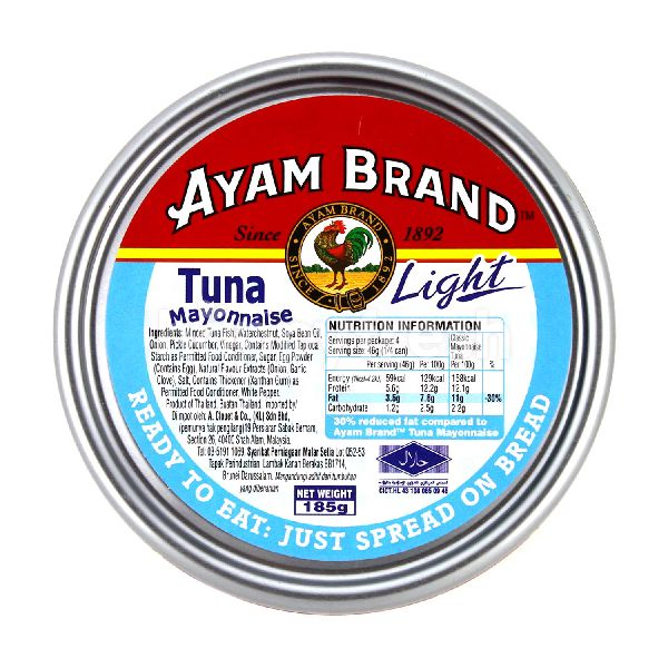 Product: Ayam Brand Light Tuna Mayonnaise - Image 2