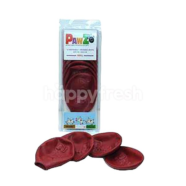 Product: Pawz Waterproof Boots (Small) (Red) - Image 1