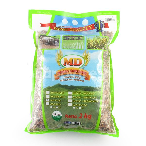 Product: MD Organic Mix Rice - Image 1