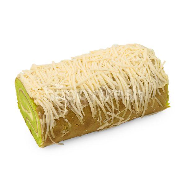 Product: Vava Cake Mini Pandan Cheese Roll Cake - Image 1