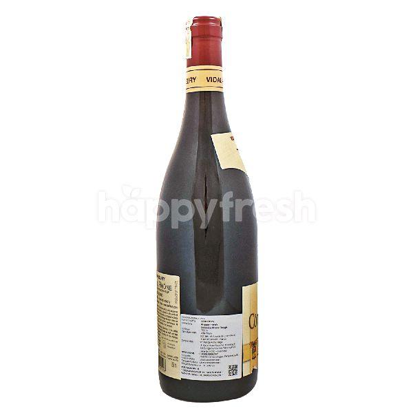 Product: Vidal Fleury Cotes Du Rhone Rouge - Image 2