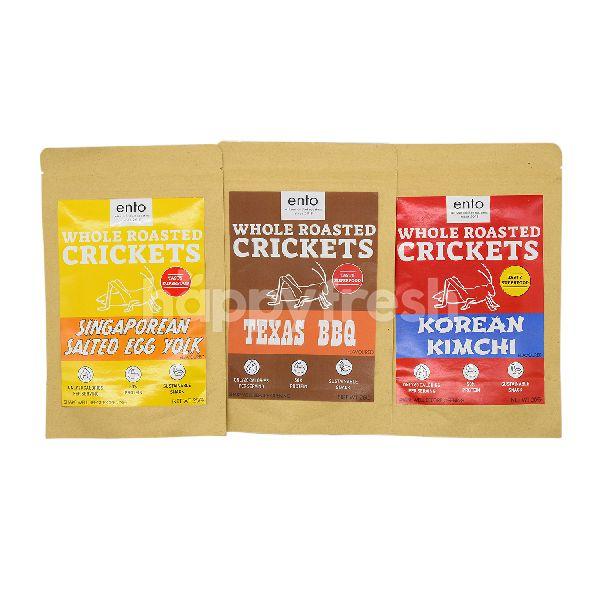 Product: Ento Roasted Crickets - Taster Bundle - Image 2