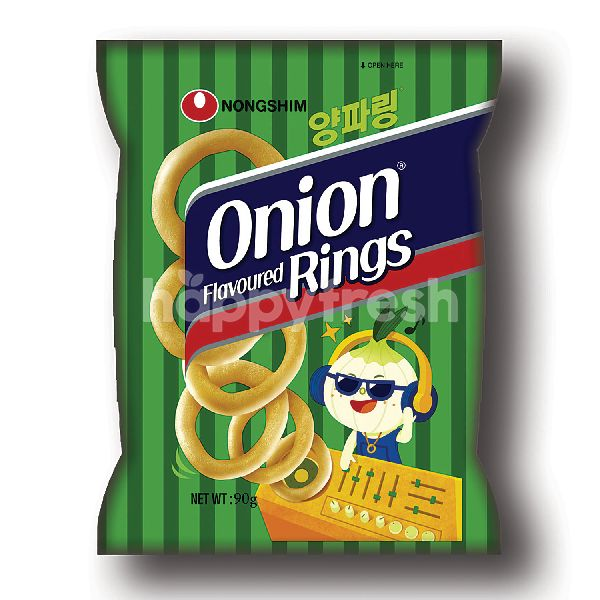 Product: Nongshim Onion Flavored Rings - Image 1