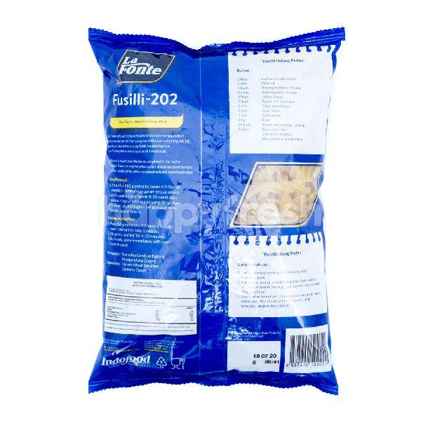 Product: La Fonte Pasta Fusilli - 202 - Image 2