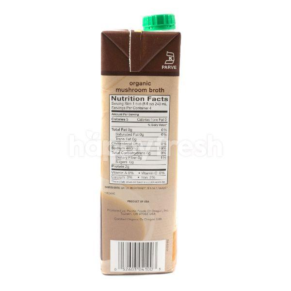 Product: Pasific Organic Mushroom Broth - Image 2