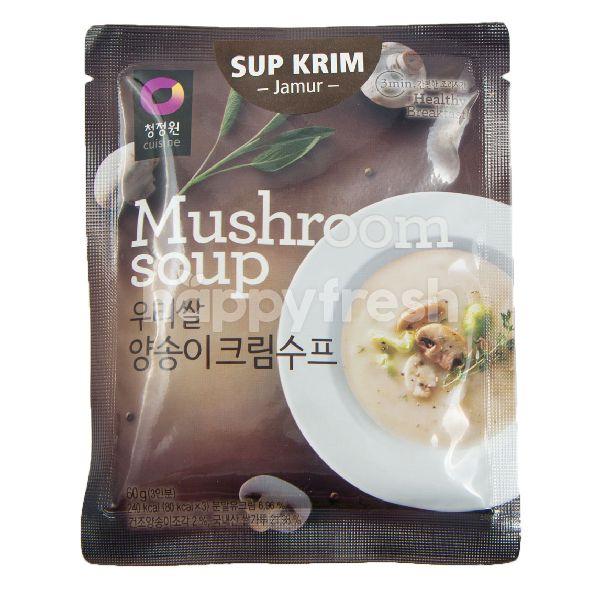 Product: Chung Jung Won Mushroom Cream Soup - Image 1