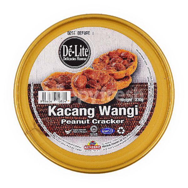 Product: De-Lite Delicacies Flavour Peanut Cracker - Image 1