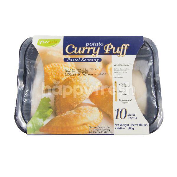 Product: VeriGold Potato Curry Puff (10 Pieces) - Image 1