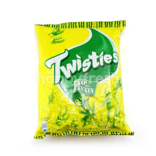 Product: Twisties Yo! Chicken Corn Snacks - Image 1