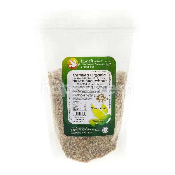 Product: Health Paradise Hulled Buckwheat - Image 1