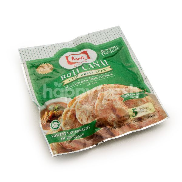 Product: Kart's Roti Canai With Dhall Curry - Image 1