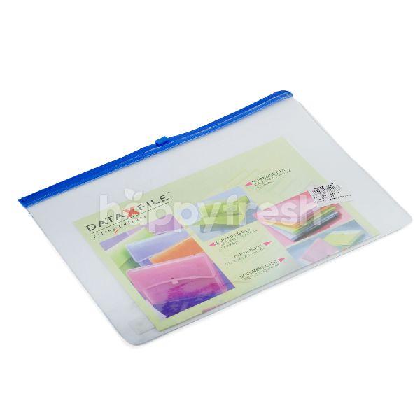 Product: Data X-File Zipper Folder PVC B5 - Image 1