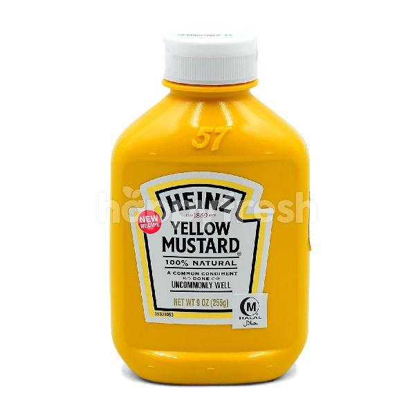Product: Heinz Yellow Mustard - Image 1