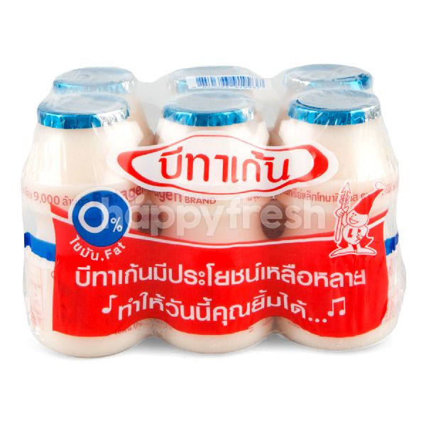 Product: Betagen Fermented Milk Fat 0% 85 ml (Pack 6) - Image 1