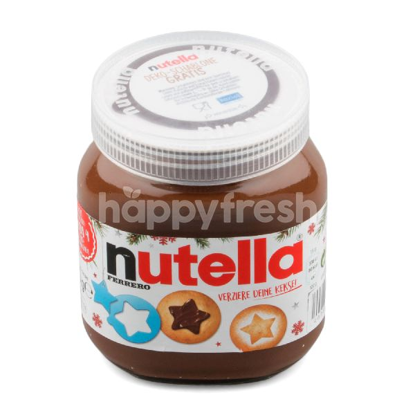Product: Nutella Hazelnut Spread with Cocoa 450 g - Image 1
