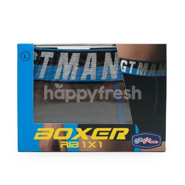 Product: GT man Men's Boxer Size L GTKB-06 - Image 1