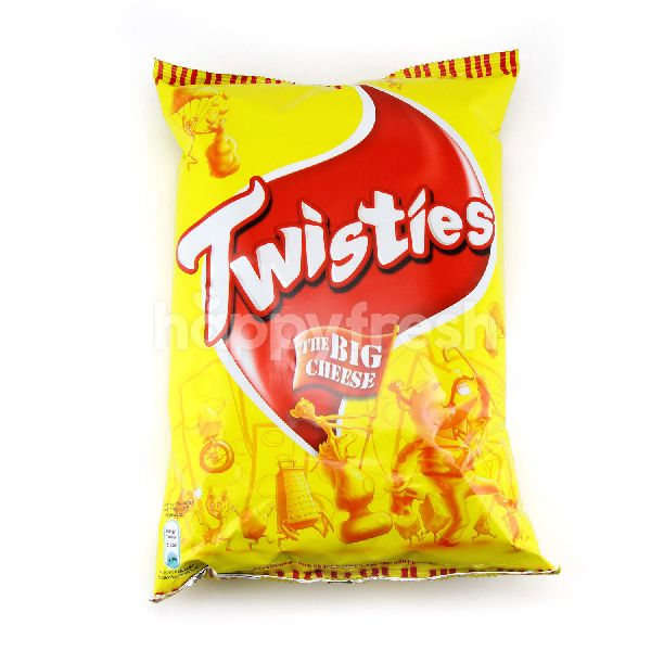 Product: Twisties Cheeky Cheddar Cheese Corn Snack - Image 1