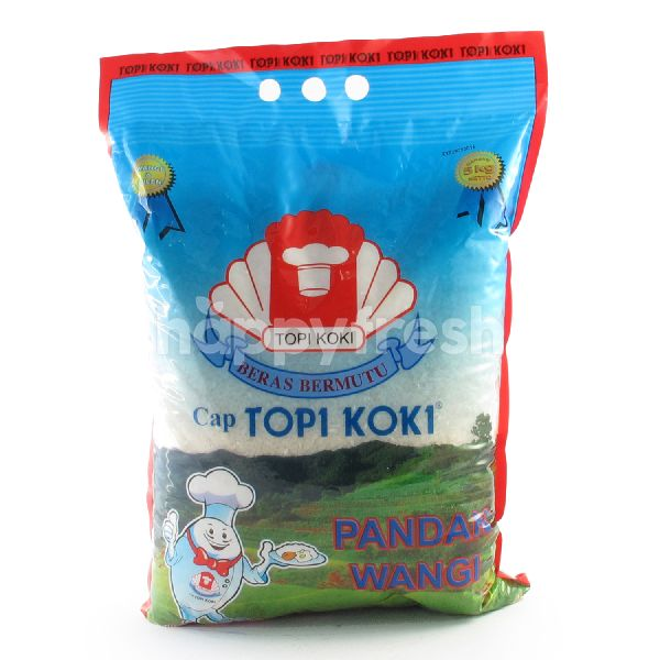 Product: Topi Koki Pandan Wangi White Rice - Image 1