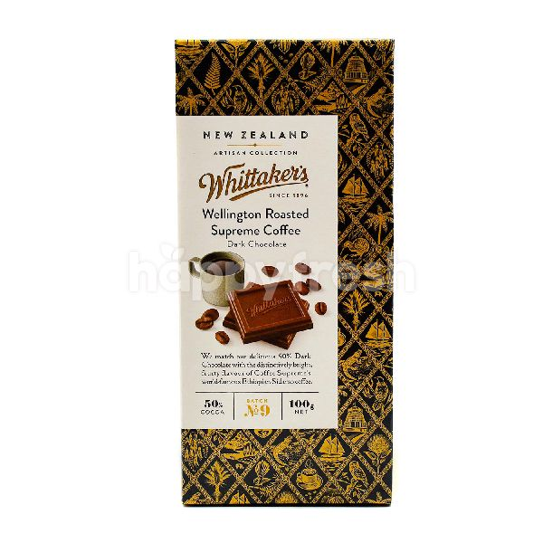 Product: Whittakers Wellington Roasted Supreme Coffee - Image 1