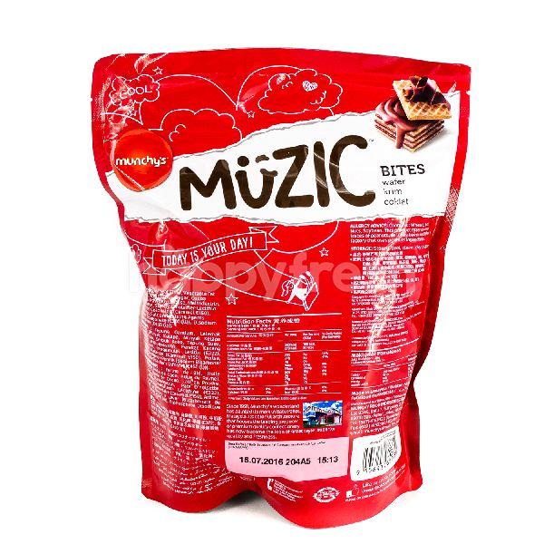 Product: Munchy's Muzic Bites Chocolate Wafer - Image 2