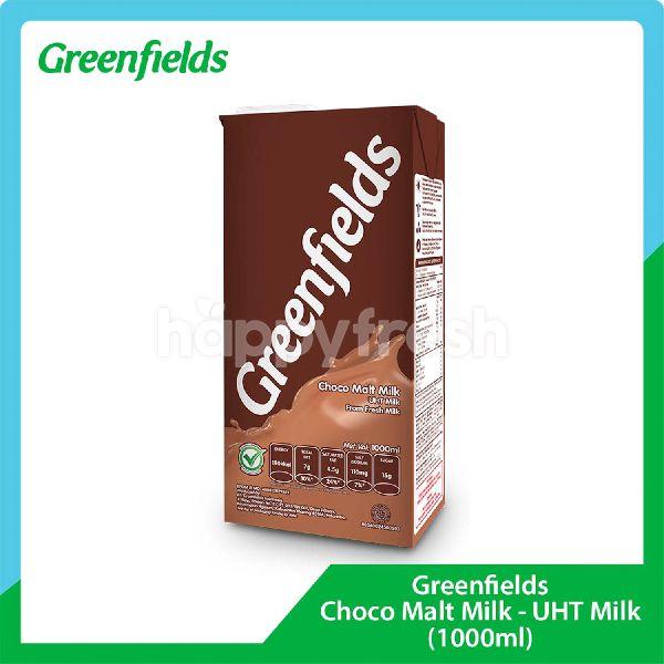 Product: Greenfields Choco Malt UHT Milk - Image 2