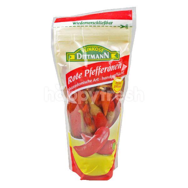 Product: Feinkost Dittmann Rote Pfefferonen - Image 1