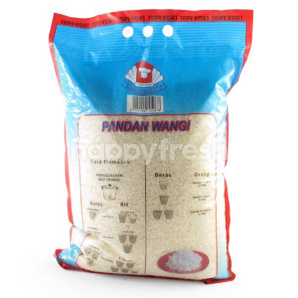 Product: Topi Koki Pandan Wangi White Rice - Image 2