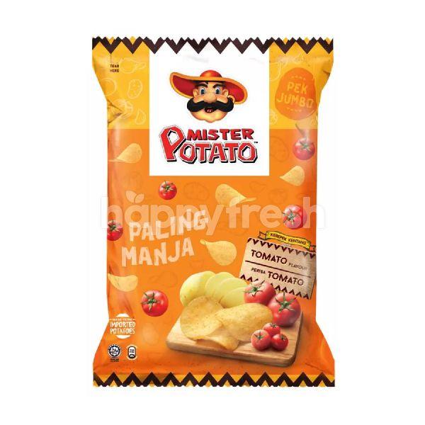 Product: MISTER POTATO Jumbo Pack Tomato Flavour Potato Chips - Image 1