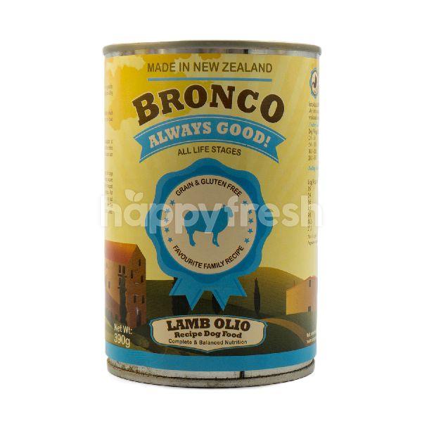 Product: Bronco Lamb Olio Recipe Dog Food - Image 1