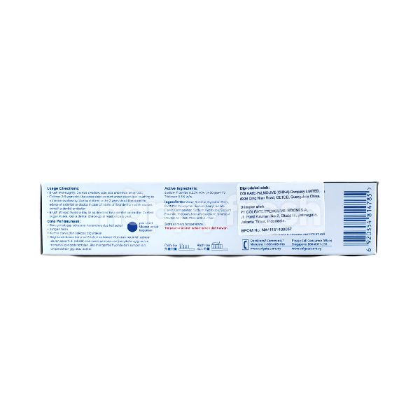 Product: Colgate Total Charcoal Deep Clean Anticavity Toothpaste - Image 2