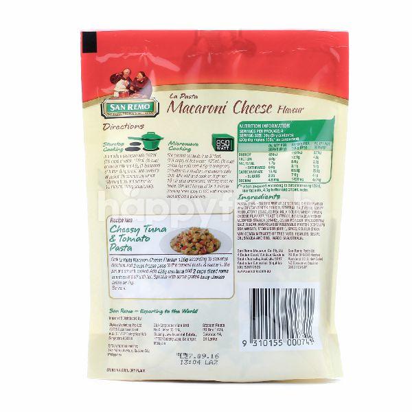 Product: San Remo Macaroni Cheese Flavour Pasta - Image 2