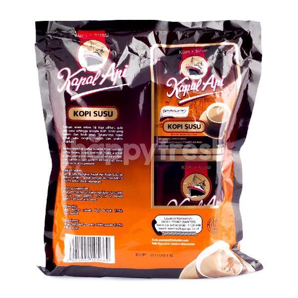 Product: Kapal Api Milk Coffee Instant Coffee (20 sachets) - Image 2