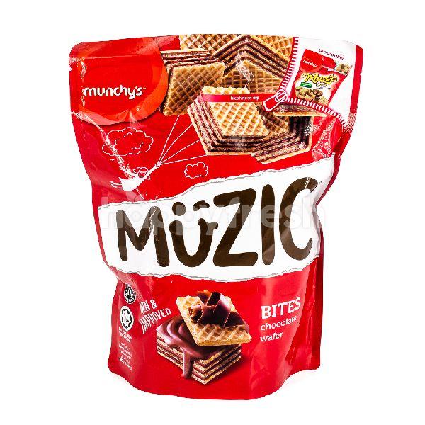 Product: Munchy's Muzic Bites Chocolate Wafer - Image 1