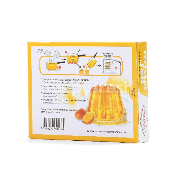 Product: NONA Jelly Crystal Mango Flavour - Image 2