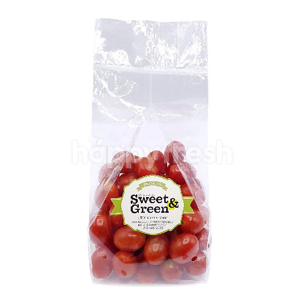 Product: Sweet & Green Red Cherry Tomatoes - Image 1