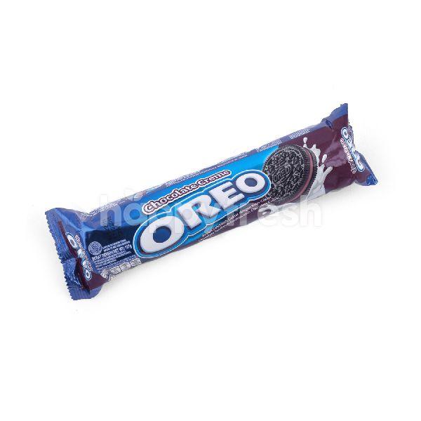 Product: Oreo Chocolate Cream Sandwich Cookies 133G - Image 1