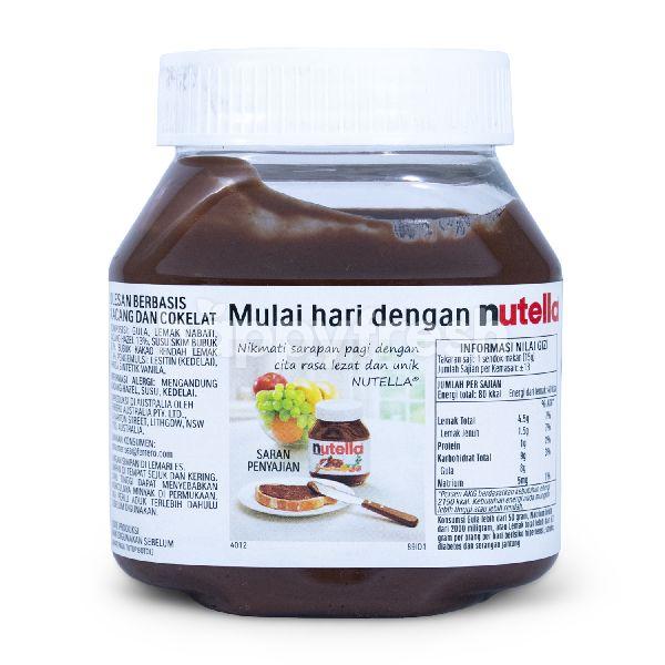 Product: Nutella Chocolate and Hazelnut Spread - Image 2