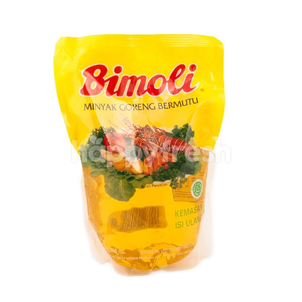 Product: Bimoli Palm Cooking Oil Refill - Image 1