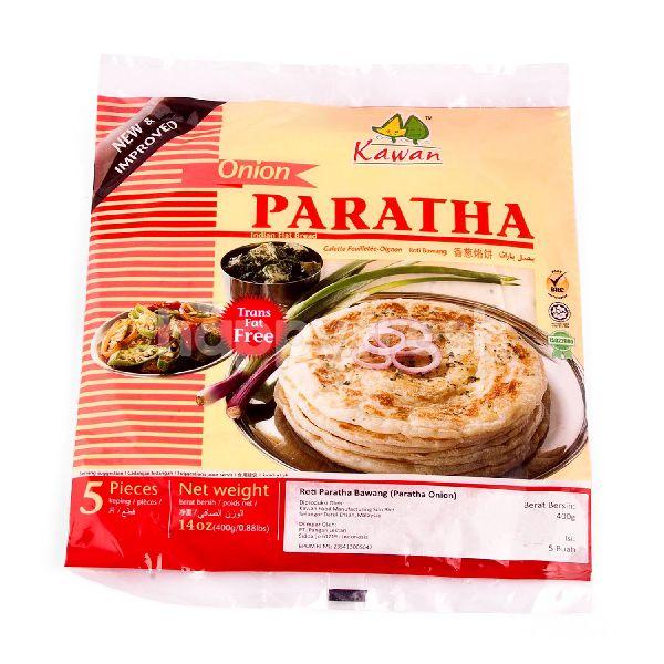 Product: Kawan Onion Paratha Bread (5 Pieces) - Image 1