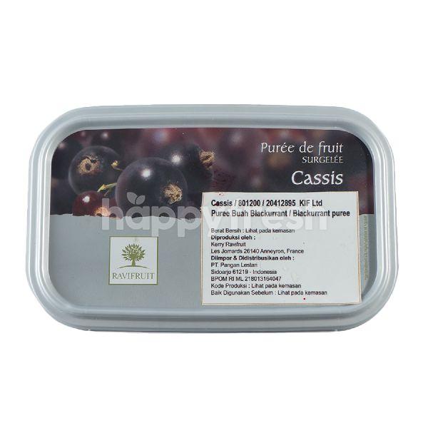 Product: Ravifruit Blackcurrant Puree - Image 1