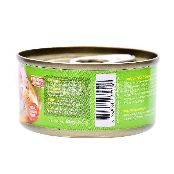 Product: CINDY RECIPE Tuna White Meat With Sea Bream In Broth - Image 3