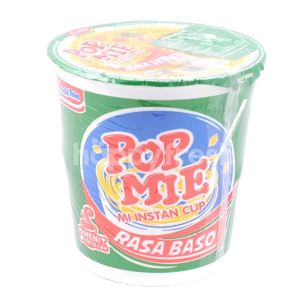 Product: Pop Mie Meatball Instant Cup Noodles - Image 1