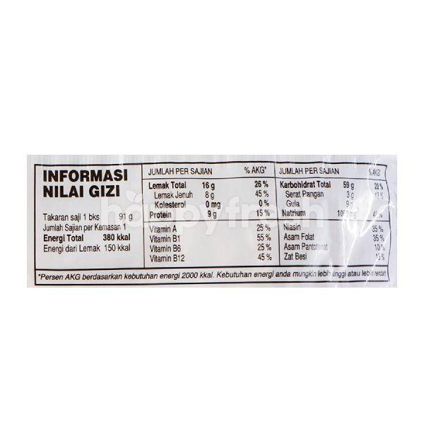 Product: Indomie Rendang Instant Fried Noodles - Image 3