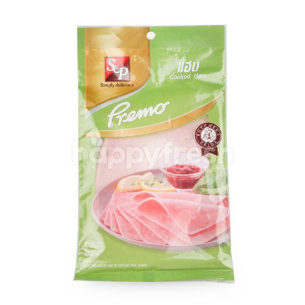 Product: S&P Premo Cooked Ham - Image 1