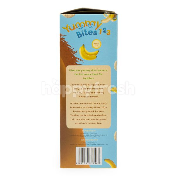 Product: Yummy Bites 123 Applephant - Image 3