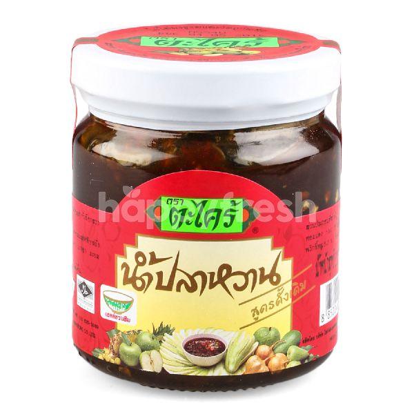Product: Takrai Original Sweet Fish Sauce - Image 1