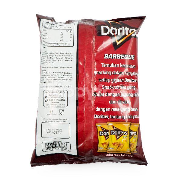 Product: Doritos Barbecue Tortilla Chips - Image 2